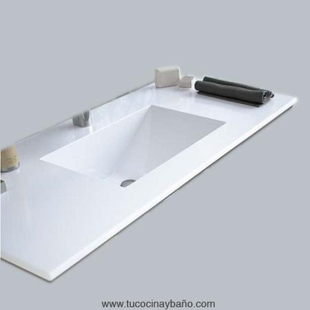 lavabo ceramico FLAT