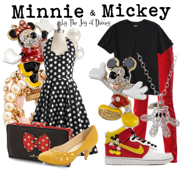 Minnie & Mickey Mouse Clothes