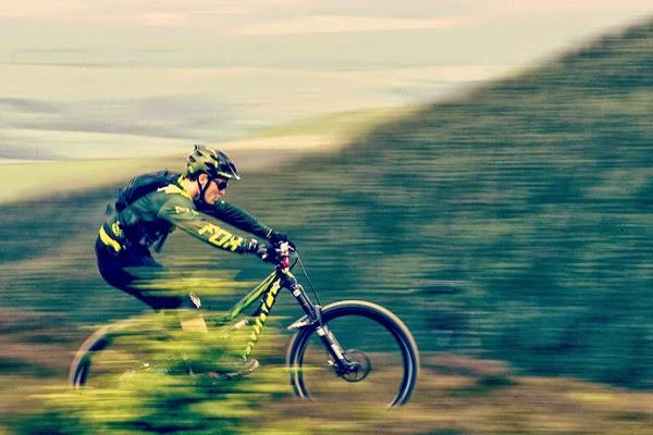 Devinci/Alltricks Rider Theo Galy: Drive Determination