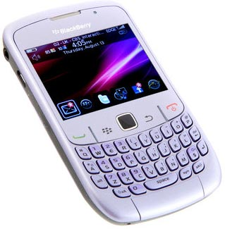 "icon cell"": Blackberry Gemini 8520 (Curve)"