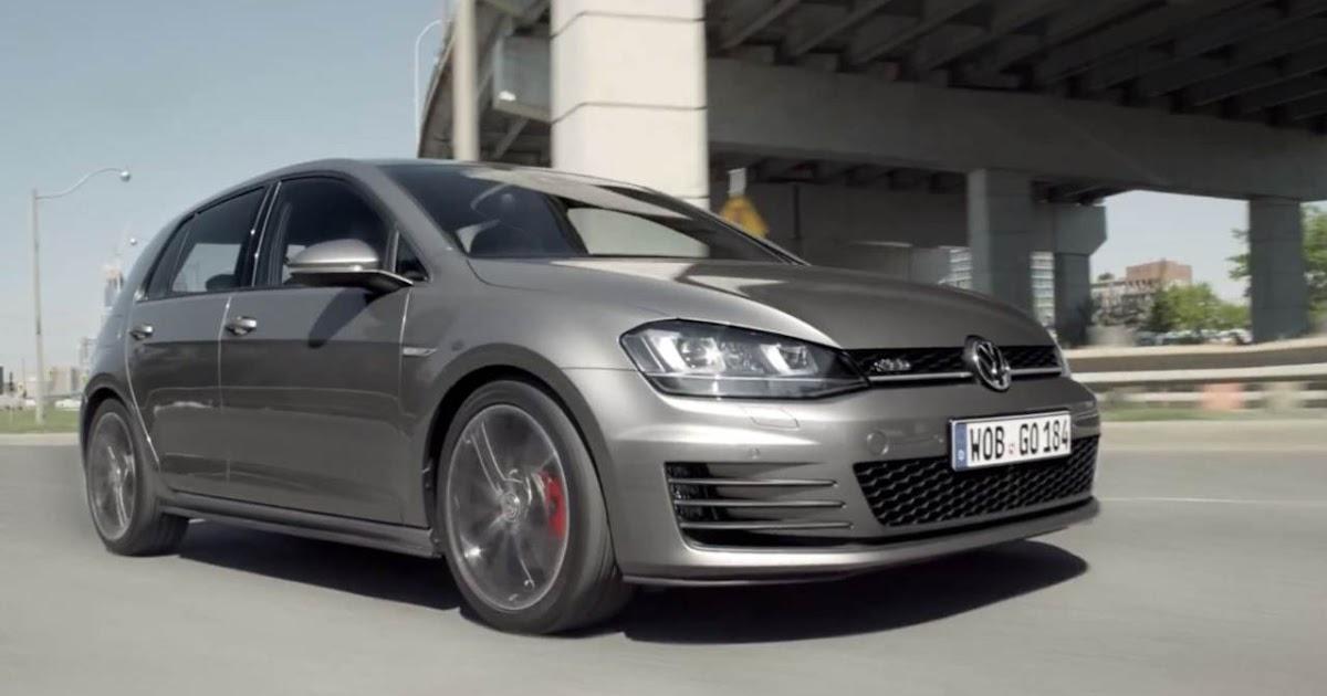 Vídeos: propagandas enfatizam o torque do Golf 7 GTD