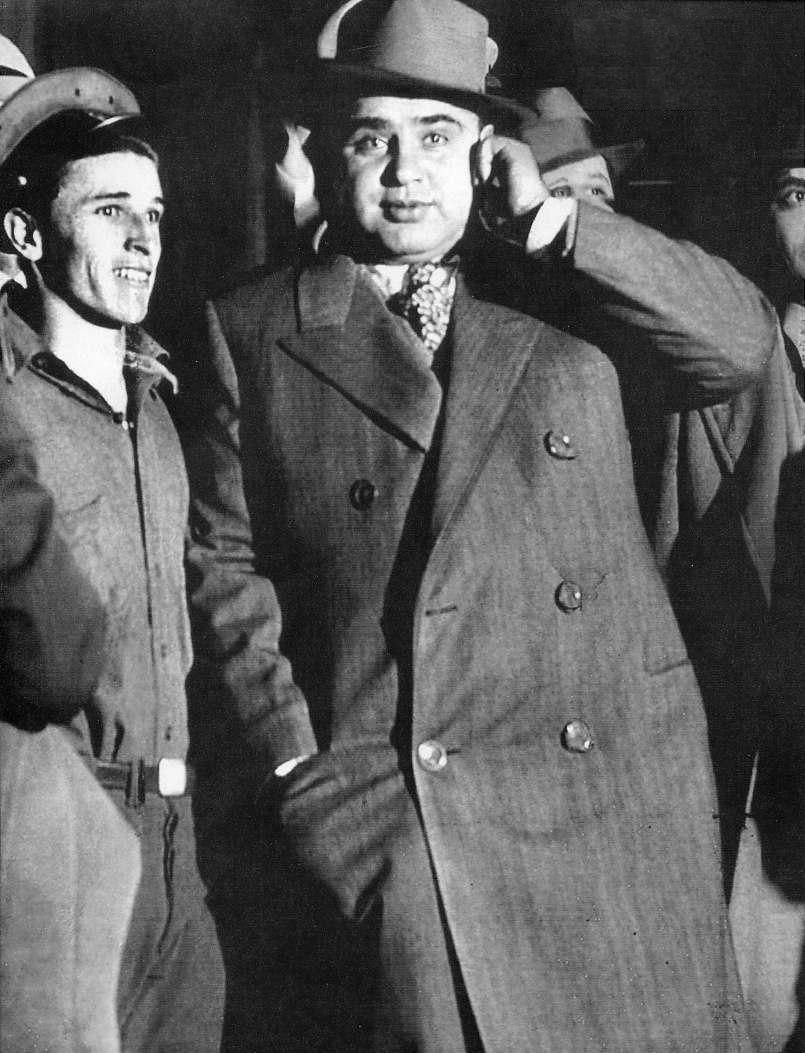 al capone essays Joey hagel al capone was one of the most notorious leaders of a criminal syndicate in the 20th century (biography) so how can al capone&.