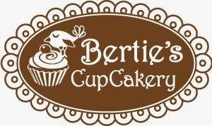 Bertie's Cupcake