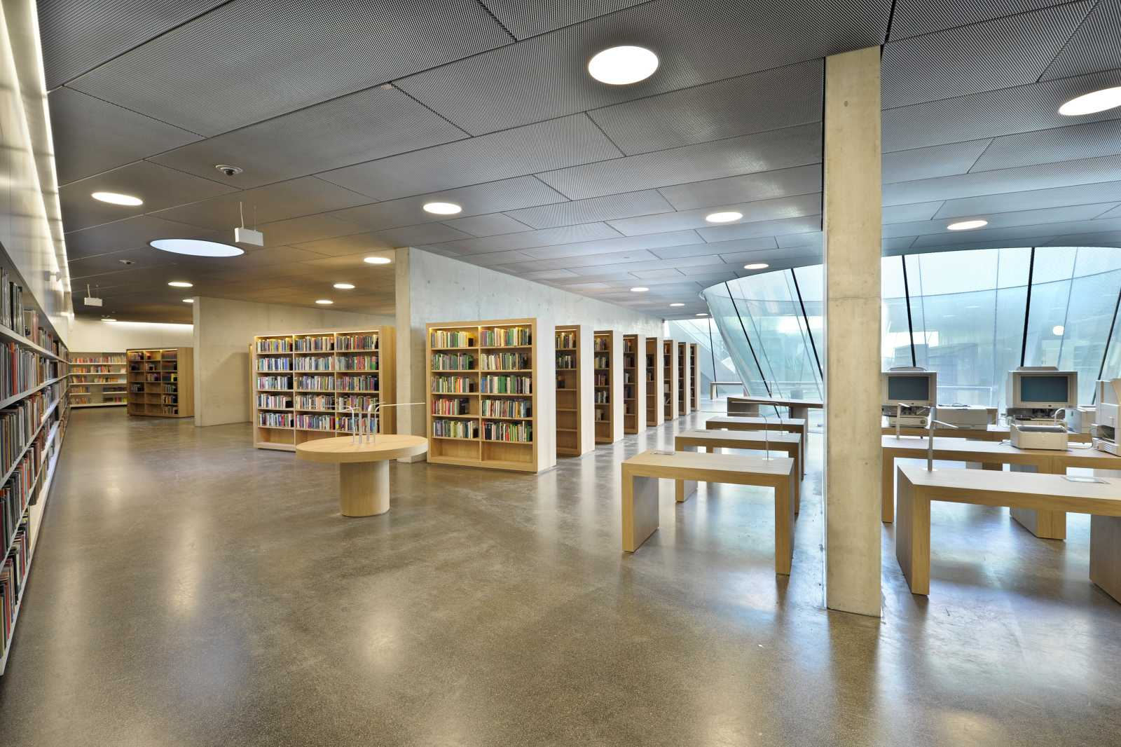 Joanneum museum extension by nieto sobejano arquitectos for Interior 1 arquitectura