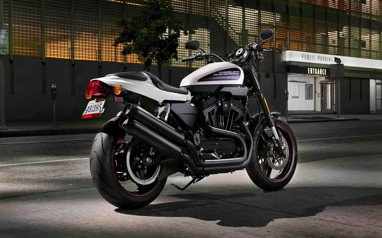 HD Harley Davidson Bikes Wallpapers