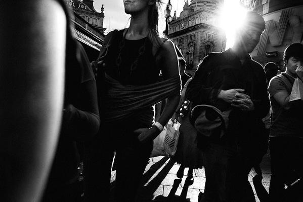 Bartosz Matenko. Street Photography. Doctor Ojiplático