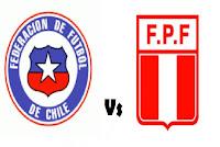 Peru VS Chile Amistoso internacional copa pacifico