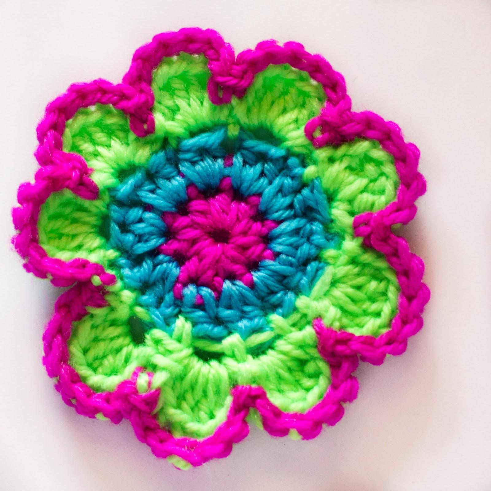 Hopeful Honey Craft, Crochet, Create: Bouquet of Flowers ...