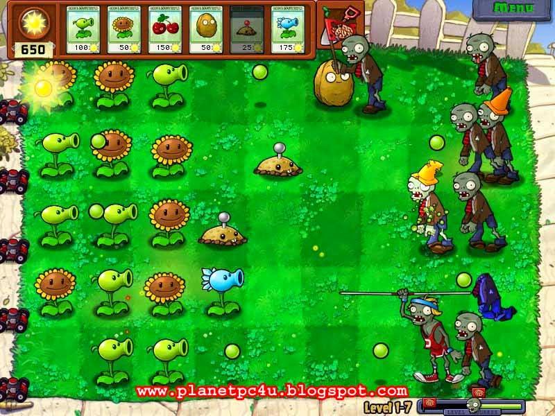 Plants vs Zombies Video Games - PopCap Studios - Official ...