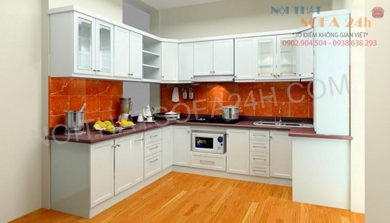 Tủ bếp TB066