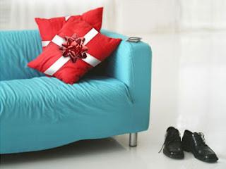 cuscini decorati con fiocco immagine