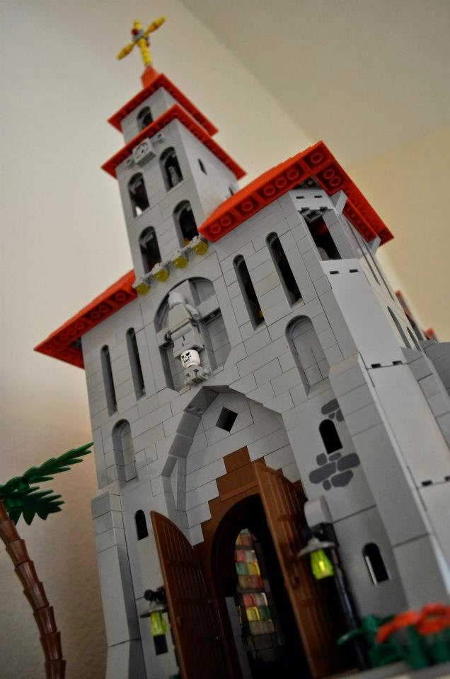 Lego Bricks and Apologetics: Imagination, Art, and Sub-Creation, Part 1