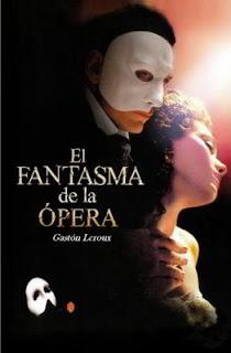 Portada del libro el fantasma de la opera descargar epub mobi pdf