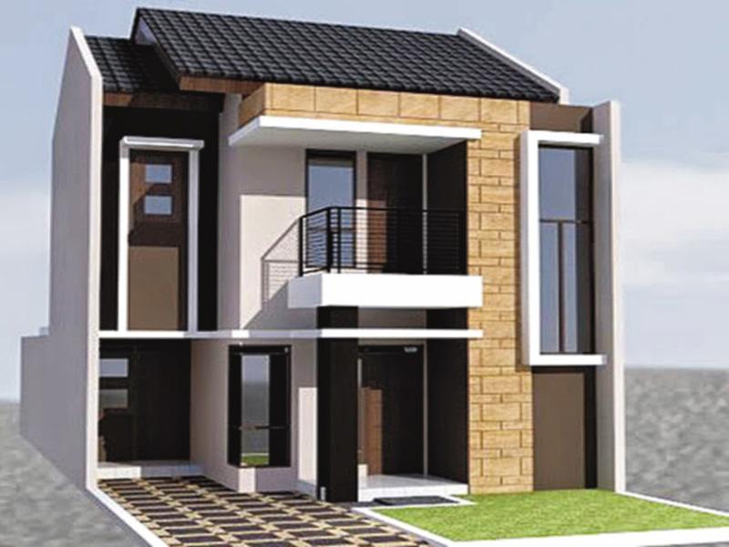 kumpulan desain rumah minimalis 2 lantai terbaru design