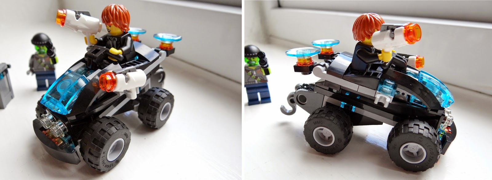 LEGO Ultra Agents, LEGO Technic, LEGO Family Blogger