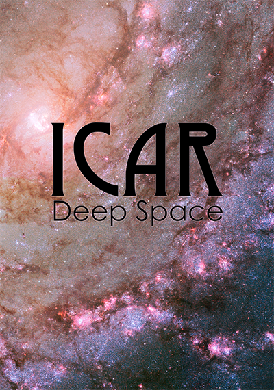 The Deep Space campaign cover, a field of stars taken by the Hubble telescope. Work in progress