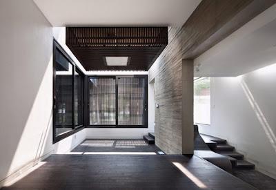 Rumah Modern Korea 12