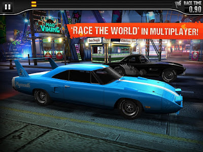 CSR Classics 1.11.0 MOD APK+DATA-Screenshot-4