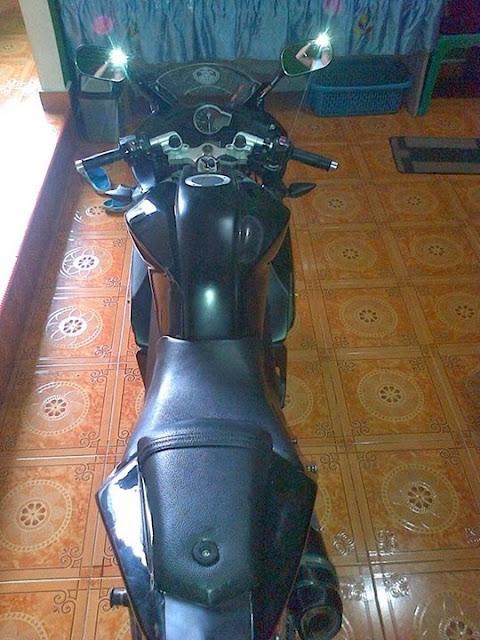 Modifikasi Vixion Ala R125 Terbaru
