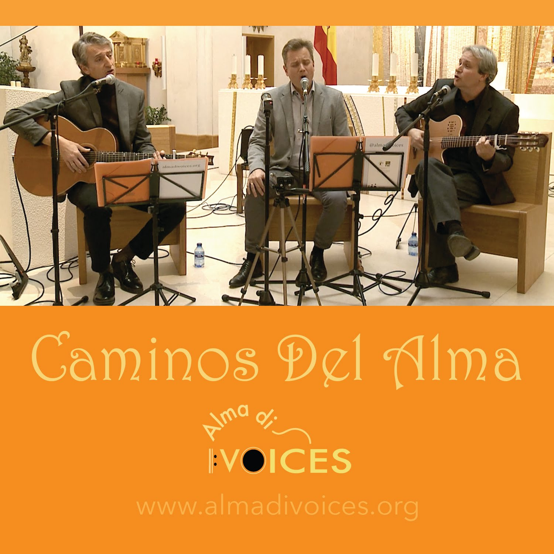 Caminos del Alma: el nuevo disco de nuestro trío Alma di Voices ya disponible en GooglePlay