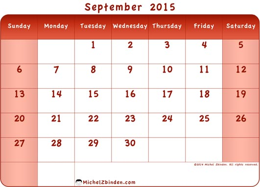 2015 calendar printable pdf india