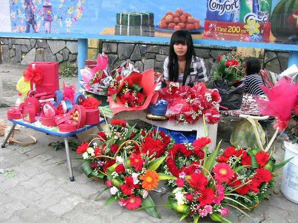 San Valentin en Vietnam