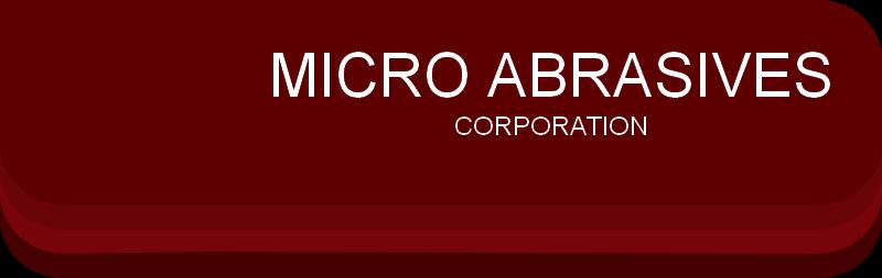Micro Abrasives