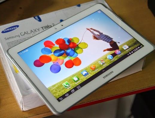jual Samsung Galaxy Tab 2 gt-p5100