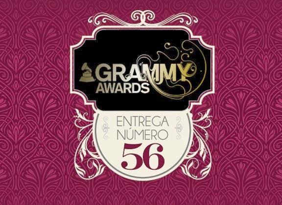 Grammy's:  56ª edición.