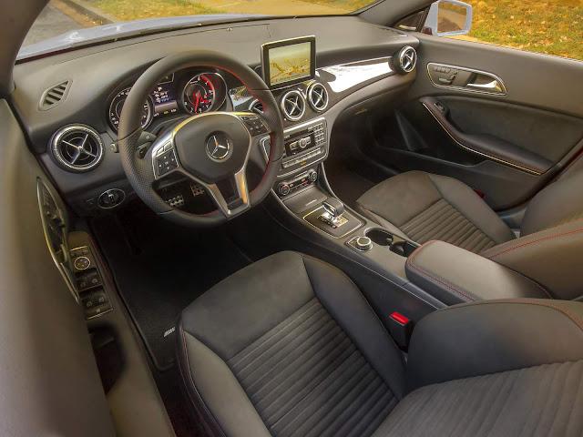 2016 Mercedes CLA 45 AMG 4Matic