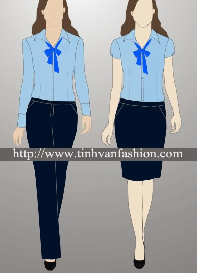 Intellusion office uniform intel 00002 for Office design uniform