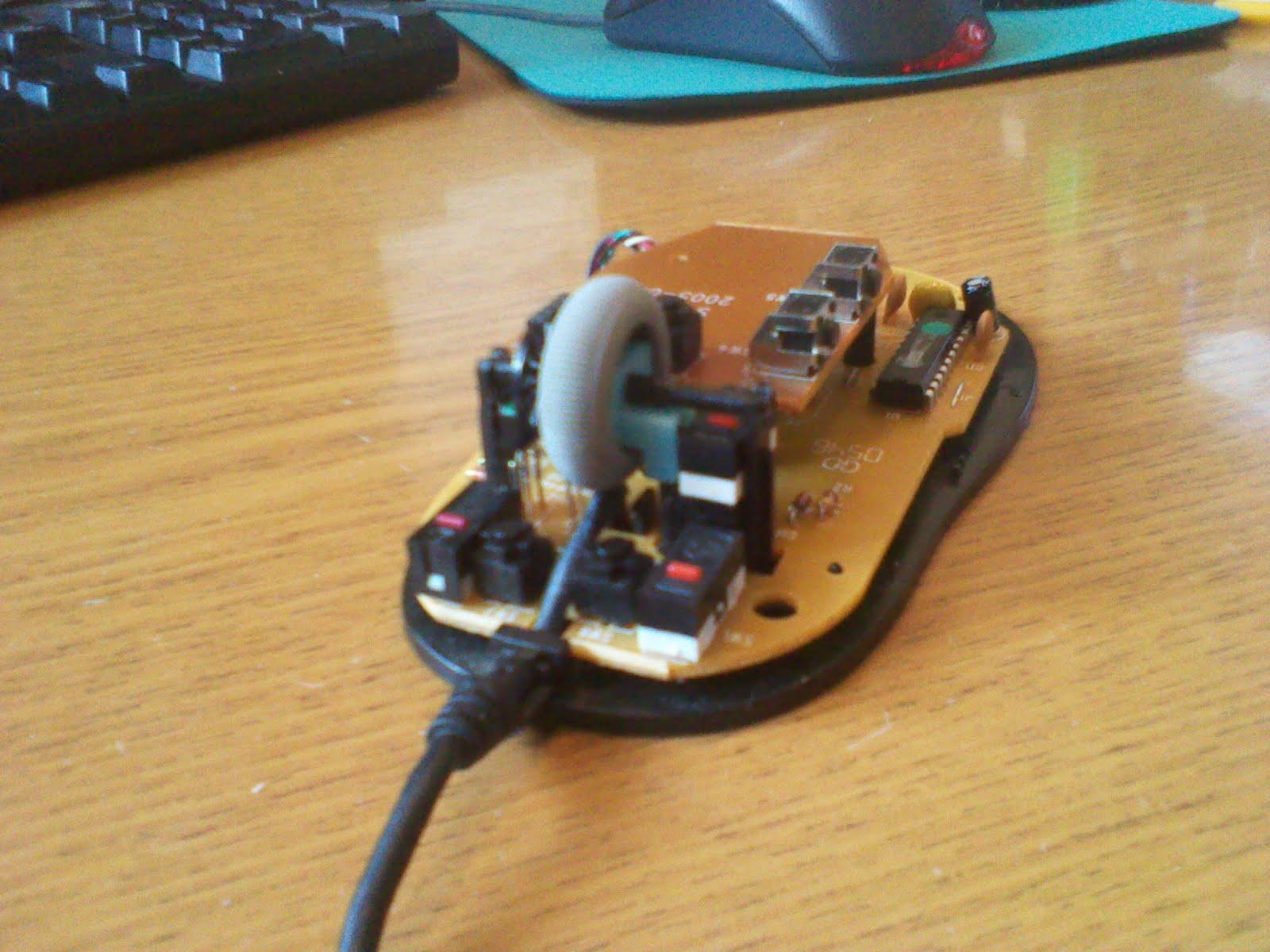 Комп мышь своими руками