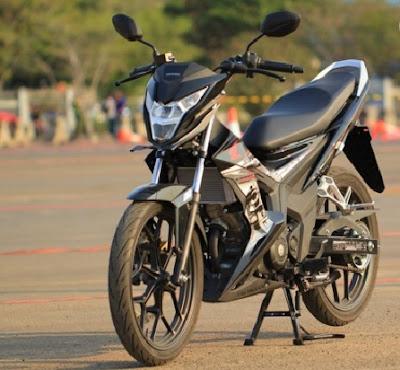 New Honda Sonic 150R, Demenan Anyar Anak SMA