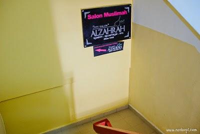 Salon Muslimah AlZahirah