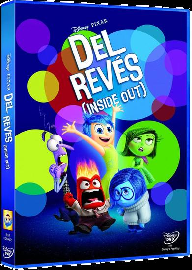 Del revés – Castellano – DVD9