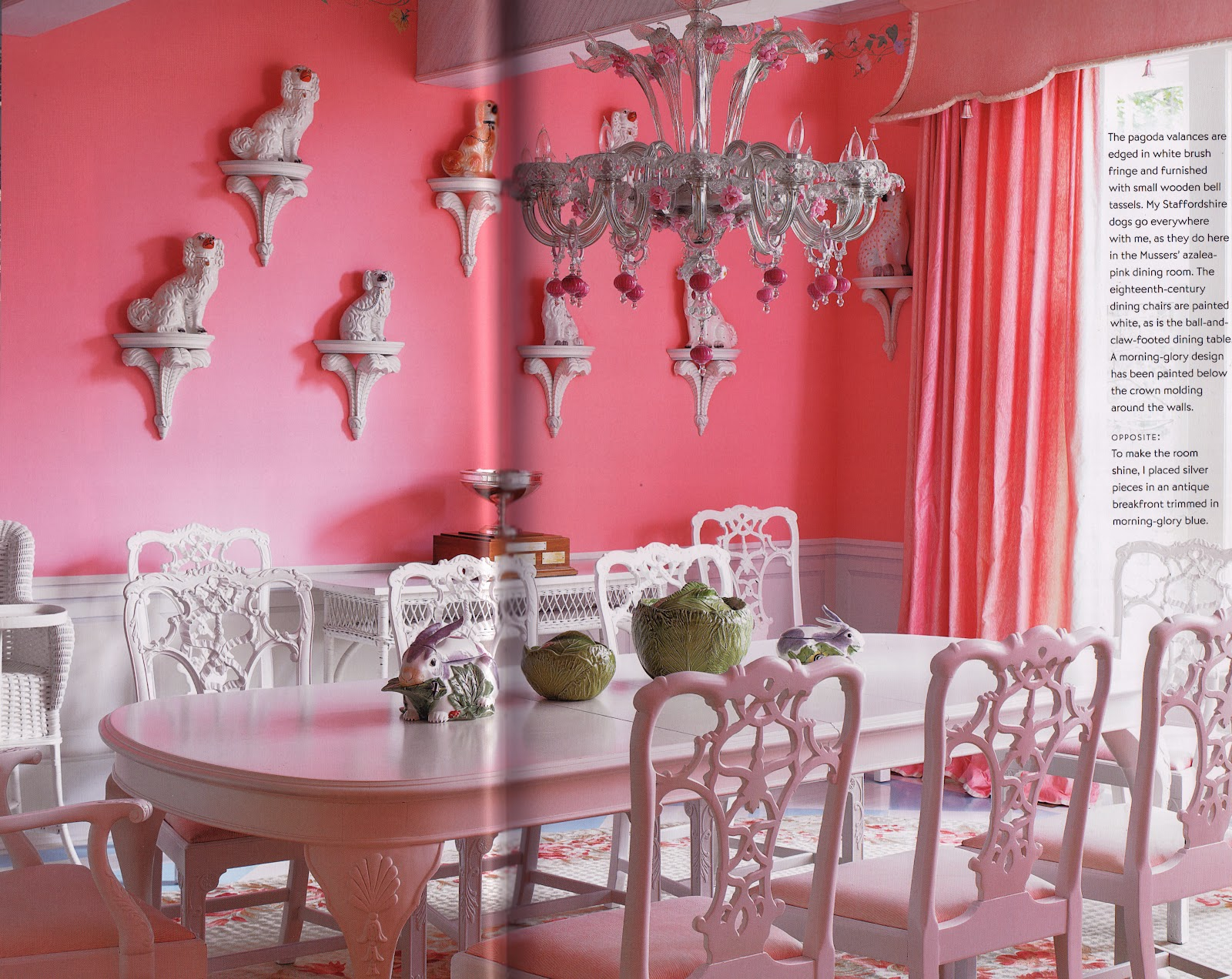 Wonderful Pink Dining Room Furniture 1600 x 1272 · 475 kB · jpeg