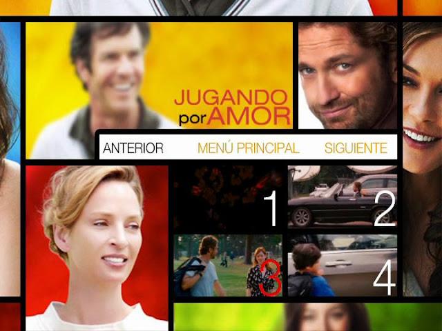 Jugando por Amor DVDR NTSC Español Latino