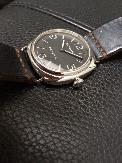 Executive Watches Sold Panerai Radiomir Historic Series Pam 210