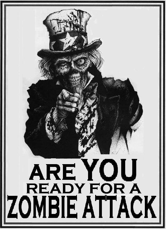 Jangan sesekali jadi Zombie
