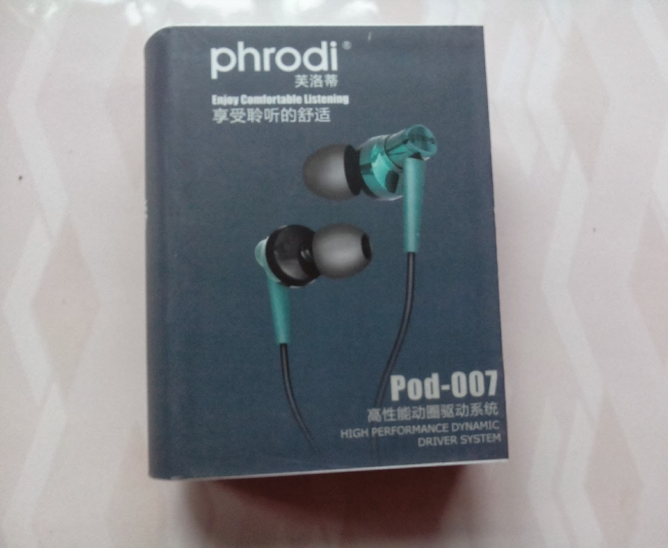 Review Phrodi Pod 007 Aka Jimbon Iem Bersuara Wow Dengan Harga M201 Earphone With Microphone Merah Terjangkau Blog Seadanya