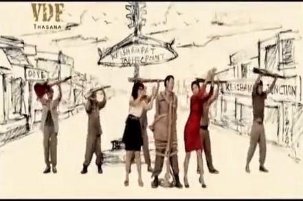 KEISHAMPAT NI KEISHAMPAT - VDF Thasana Manipuri Movie Song