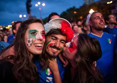 Prediksi Juara Euro 2012 Spain vs Italy