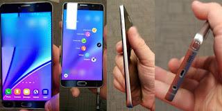 Spesifikasi Samsung Galaxy Note 5