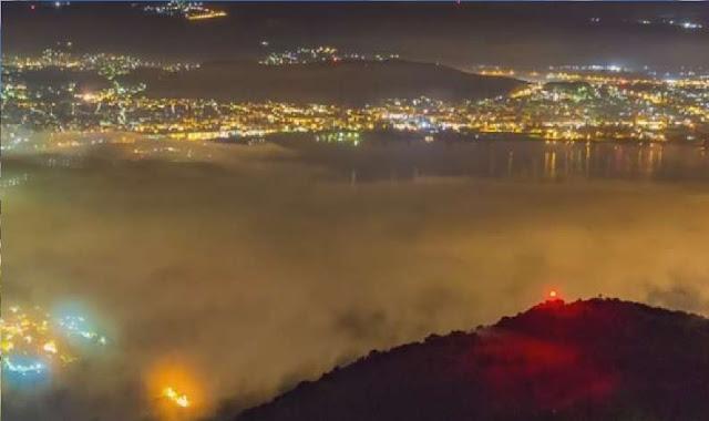 Περίεργοι ήχοι στον ουρανό της Θεσσαλονίκης (Βίντεο)