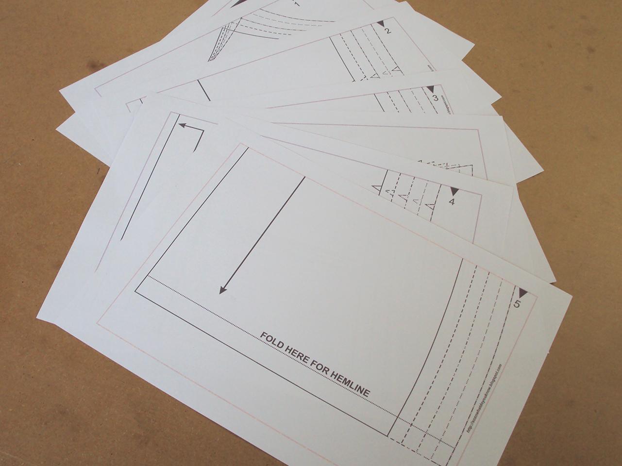 So, Zo...\': Free Downloadable PDF Pattern: Vest / Camisole / Singlet