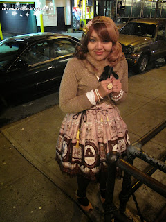 new york,nyc,ild,international lolita day,new york international lolita day,lolita,lolita fashion,the dove parlour,angelic pretty,fancy paper dolls,lavender,pink,musee du chocolat,musee du chocolat switch jumper skirt,ap,t