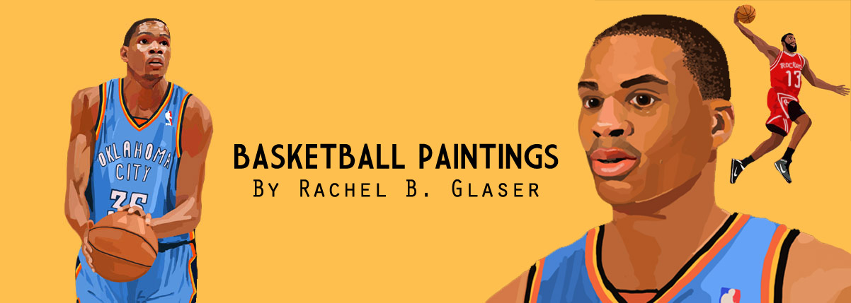 NBA Paintings