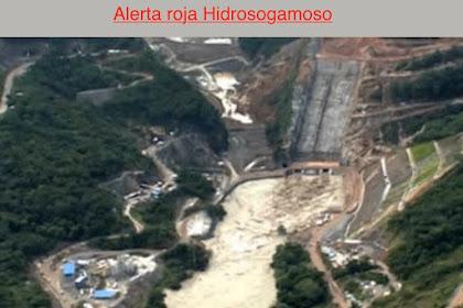 VIDEO: La situación se agrava en el sector de la presa de Hidrosogamoso