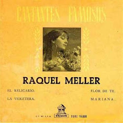 Amb els ulls de Raquel Meller