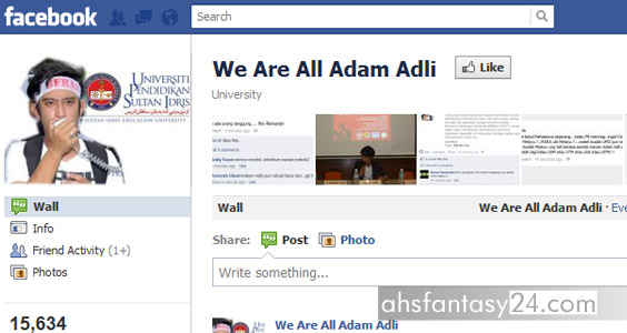 WW #6 | Adam Adli [Love or Hate]